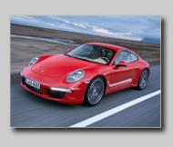 Nová generace Porsche 911
