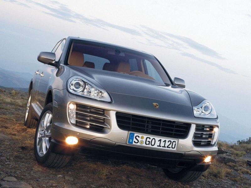 Фото Porsche Cayenne (Порш…